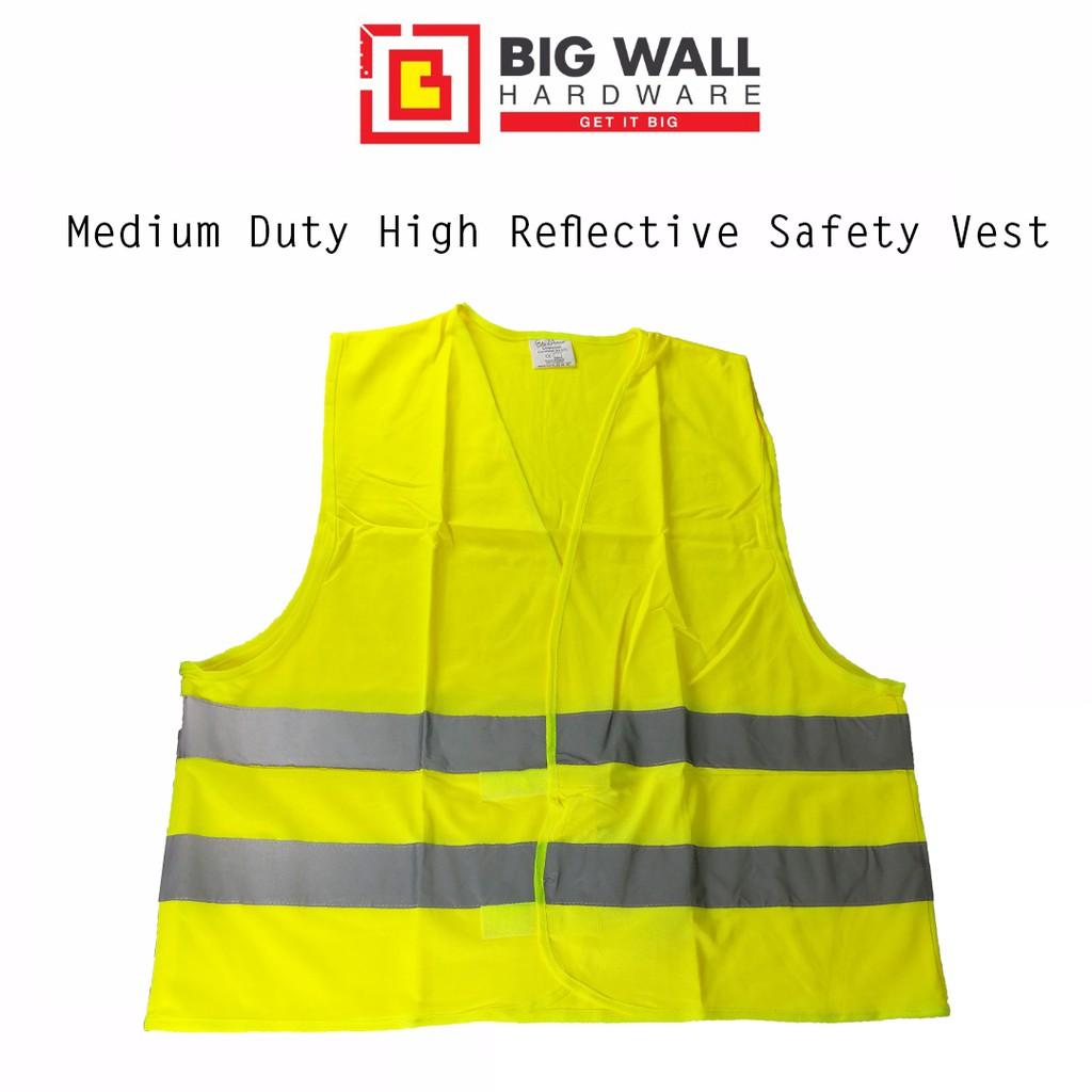 Medium Duty High Reflective Safety Vest