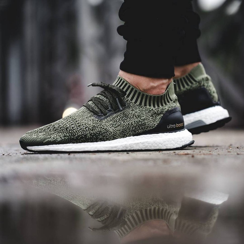 e339594dc Adidas Ultra Boost Uncaged  Tech Earth Olive