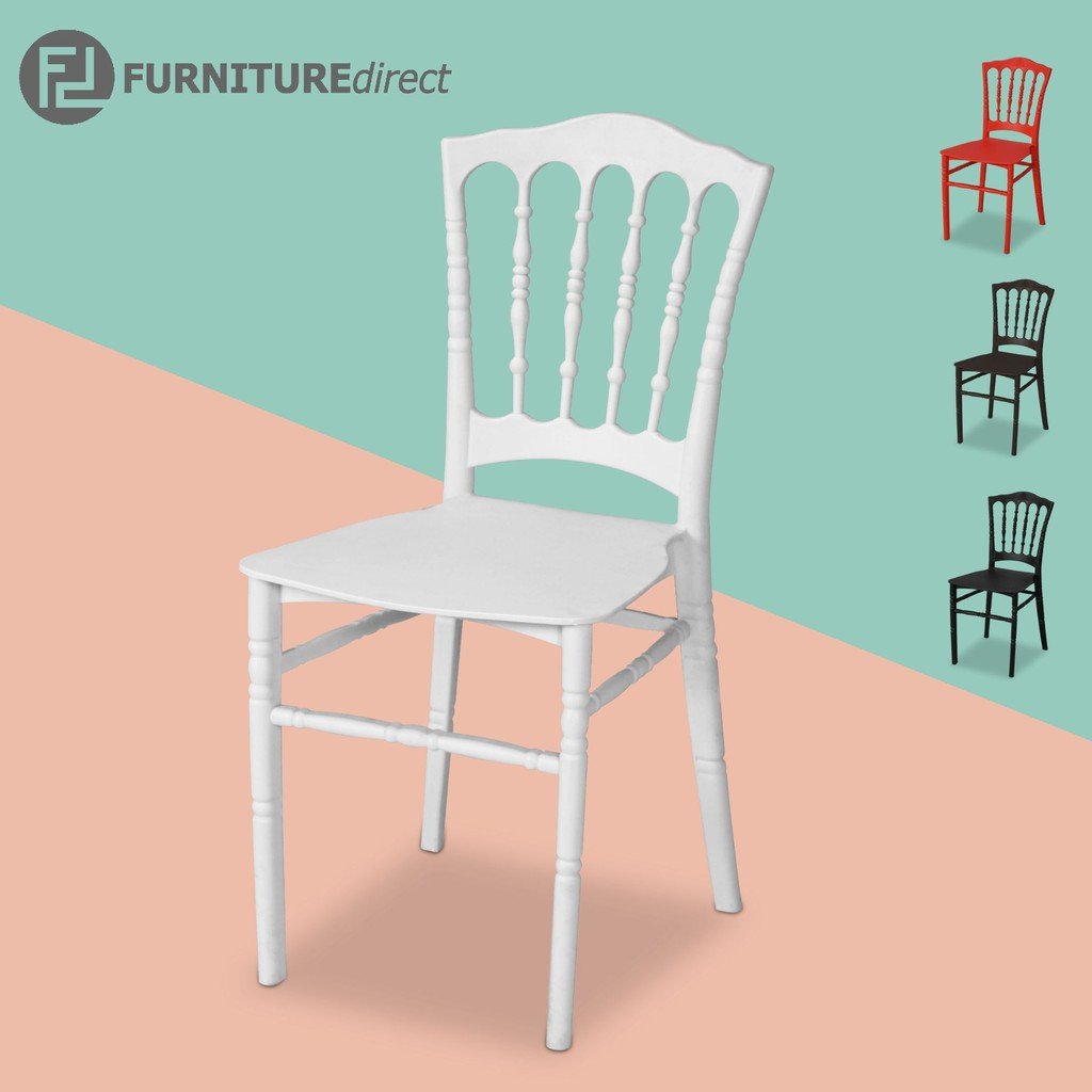 Furniture Direct FCA2664 designer plastic chair/ kerusi plastic/ kerusi plastik
