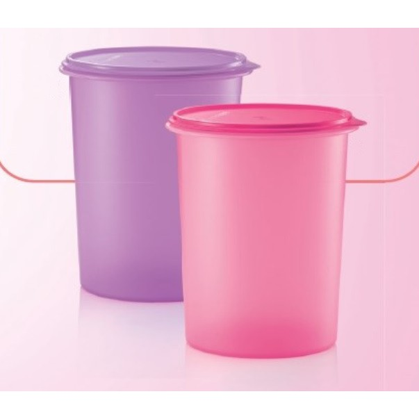 Tupperware (1 or 2 pcs) Tall Canister 10 Liter 10L