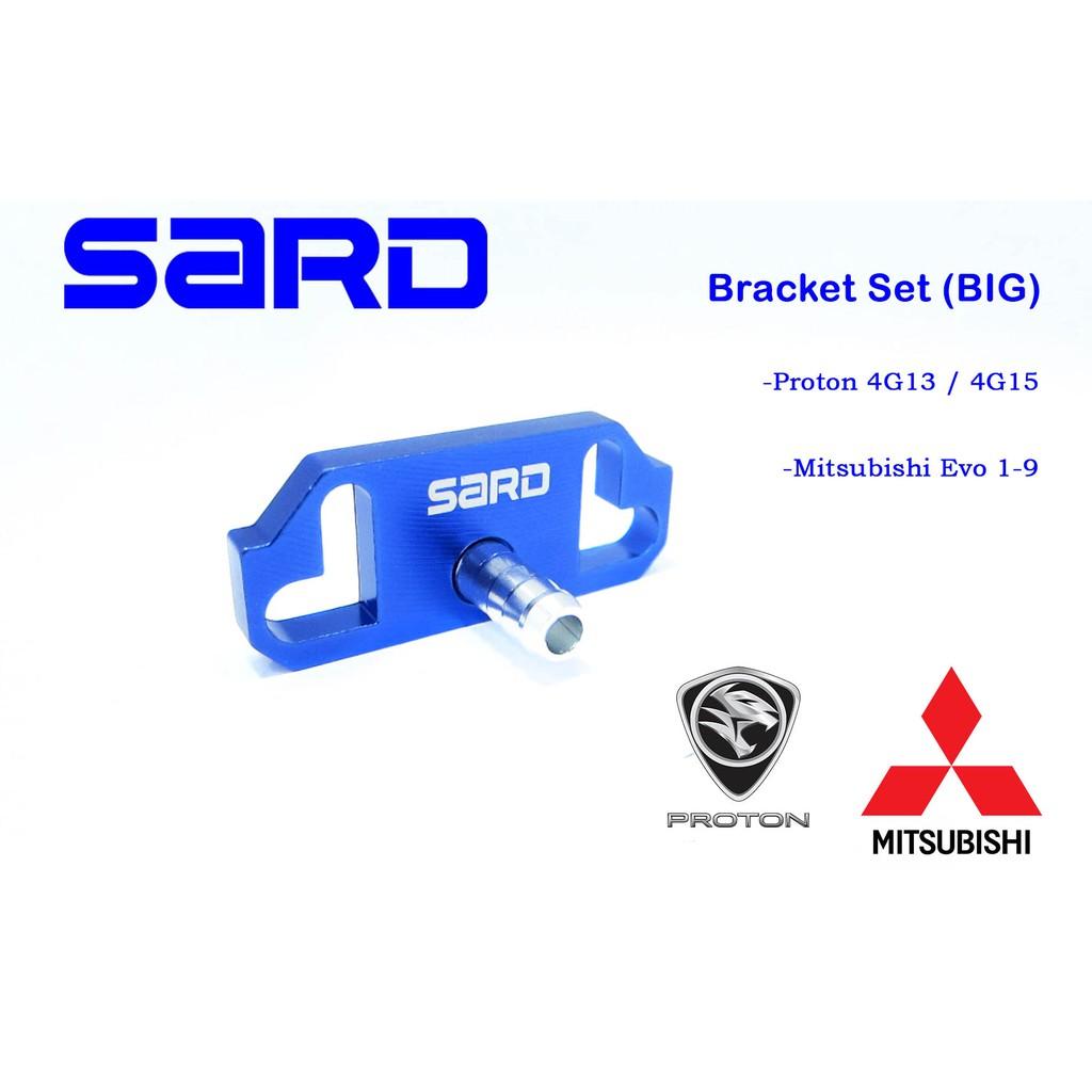 SARD Fuel Regulator Adaptor Proton Wira 4G13 4G15 Mitsubishi EVO 1-9