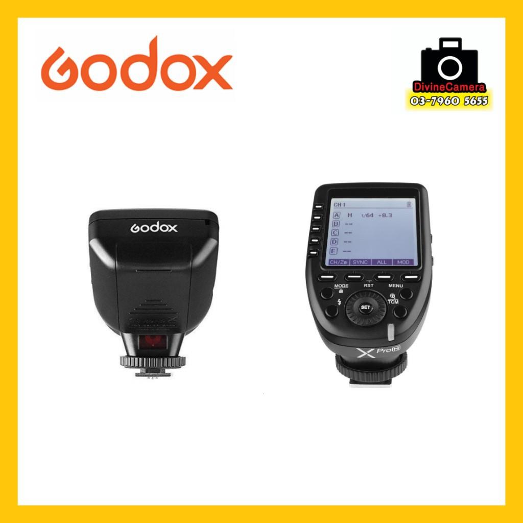 Godox XPRO TTL Trigger For Nikon,Canon,Sony,Fuji,Olympus&Panasonic