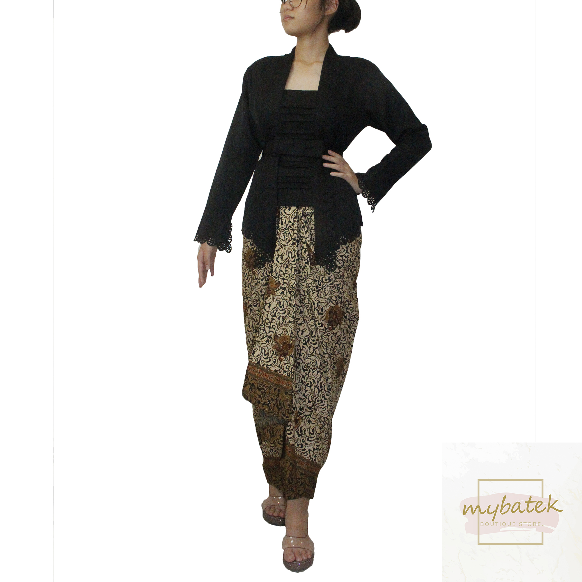Kebaya Elsa Batik Skirt Set