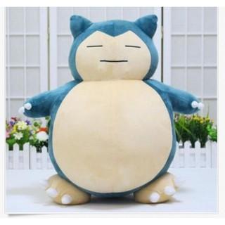 5bc402bb Pokemon Plush Snorlax Anime Animal Stuffed Soft Doll Toy | Shopee ...