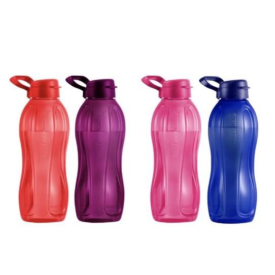 Tupperware (1 or 2 Bottles) 1.5L Eco Bottle, 1.5 Liter Drinking Bottle