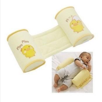 Baby Toddler Safe Cotton Pillow Sleep Head Anti Rollover Shopee