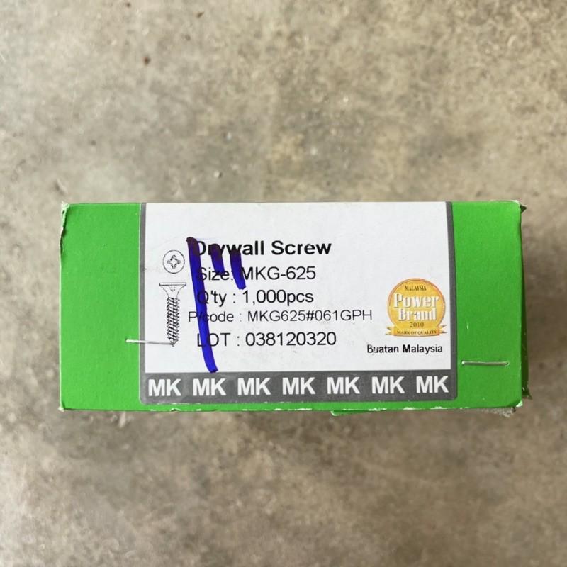 MK DRYWALL SCREW GPH 1000 PCS