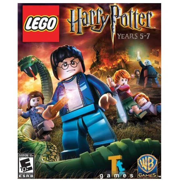 LEGO HARRY POTTER YEARS 5-7 [PC DIGITAL DOWNLOAD]