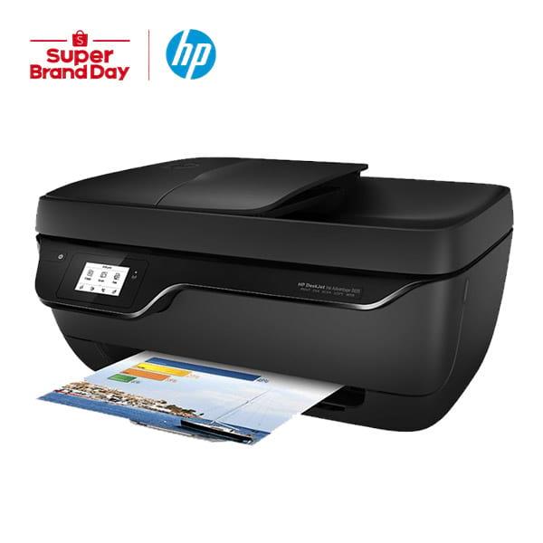 ปริ้นเตอร์อิงค์เจ็ท HP รุ่น Deskjet Ink Advantage 3835