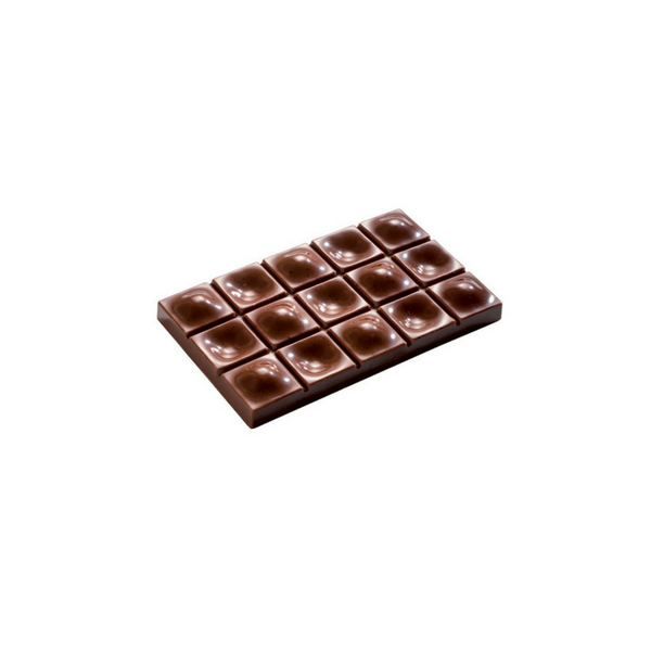 MARTELLATO, Chocolate Mould, Low & High Relief