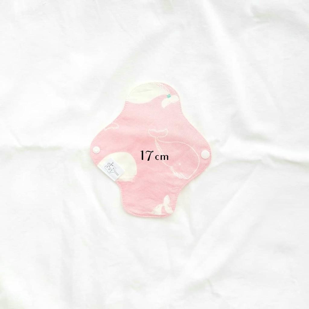 InBetweenCultura Panty Liner - Normal Non-Waterproof Size 17cm