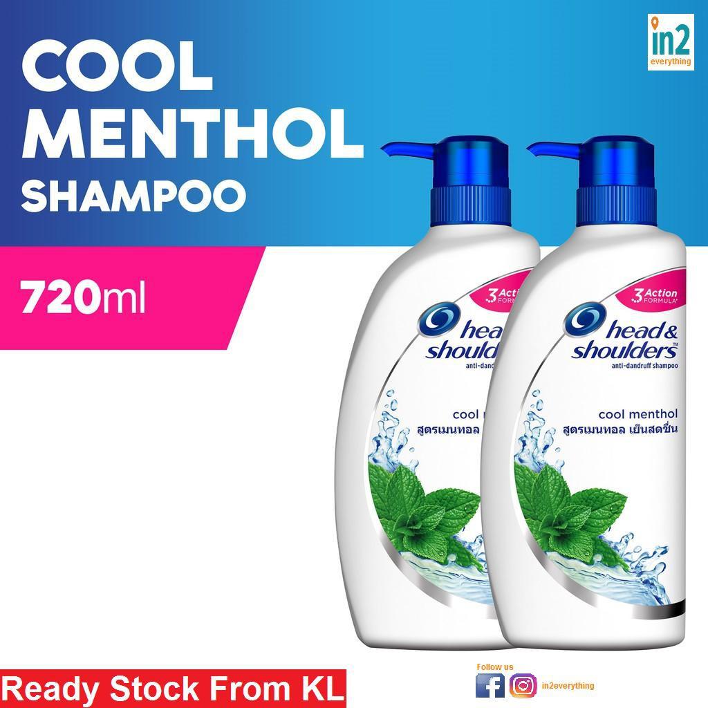 Clear Men Cool Sport Menthol Anti Dandruff Shampoo 2 X 700 Ml Twin Pack Lifebuoy Shp 340ml Shopee Malaysia