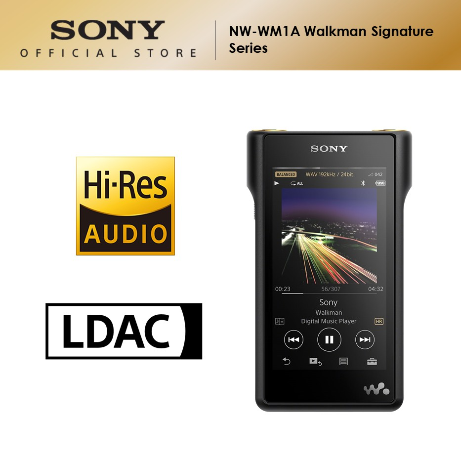 Sony NW-WM1A Walkman Signature Series