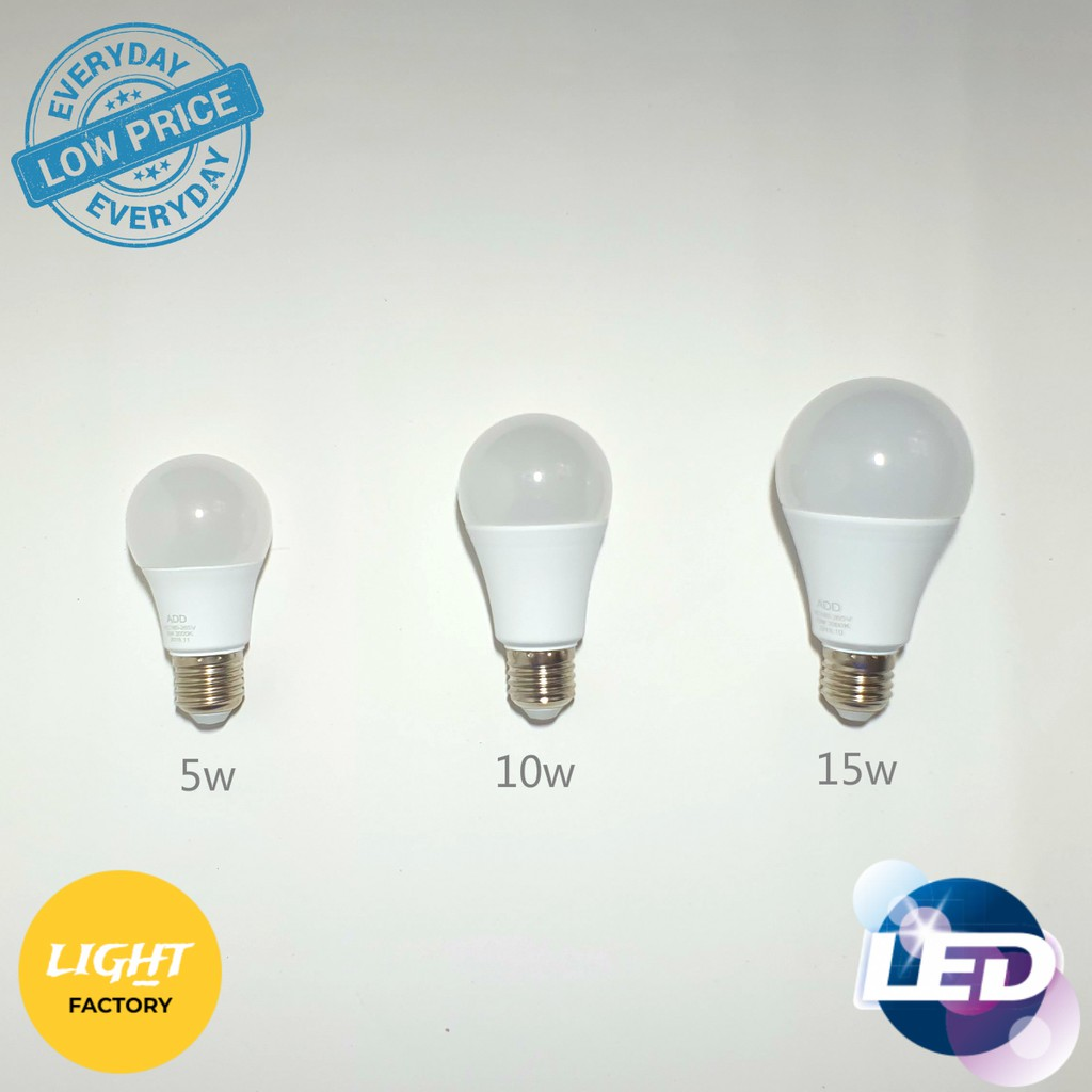 OSRAM LED Bulb VALUE STICK Slim Lamp Light Frosted 7W 9W 10W 2700K 4000K 6500K