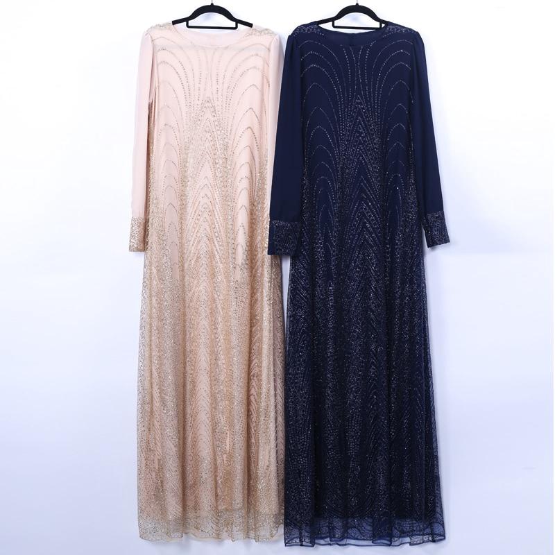 Abaya Dubai Muslim Hijab Dress Women Kaftan Turkish Islamic Clothing Dresses Abayas Caftan Robe Femme Musulman Prayer Clothes Miaomall Shopee Malaysia