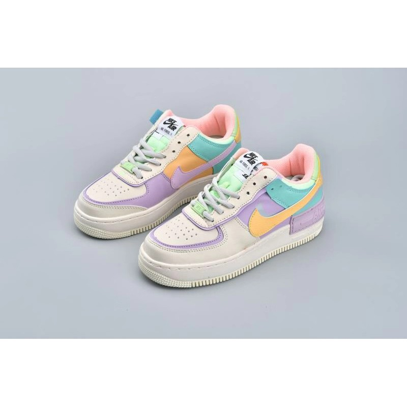 Original Nike Wmns Air Force 1 Shadow Tropical Twist Low Cut Sneakers Shoes For Men And Women Shoes Shopee Malaysia Nike air force 1 'shadow' trainers. original nike wmns air force 1 shadow tropical twist low cut sneakers shoes for men and women shoes