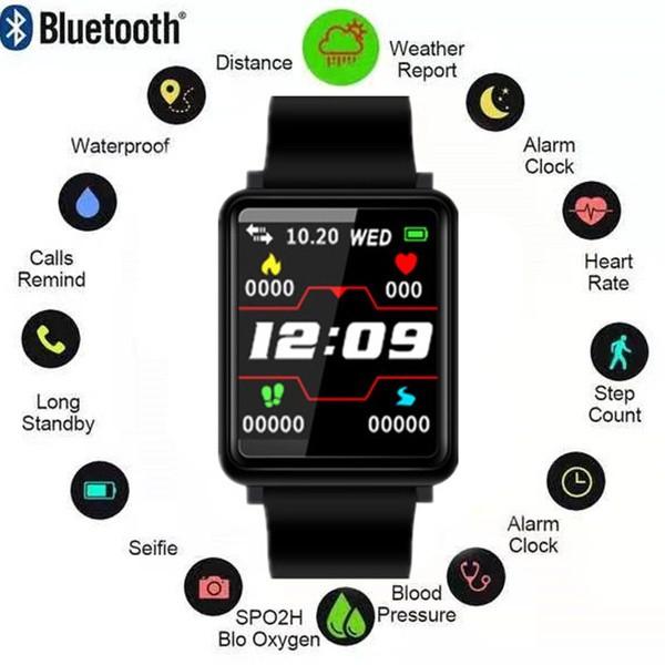 Y1 Smartwatch Manual