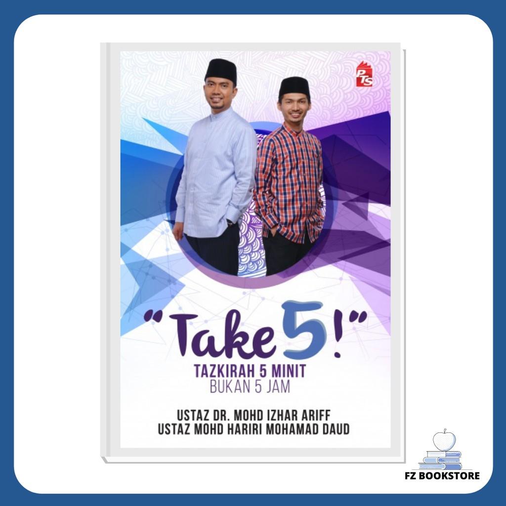 Take 5! Tazkirah 5 Minit (Bukan 5 Jam) - Motivasi Tazkirah Agama Islam