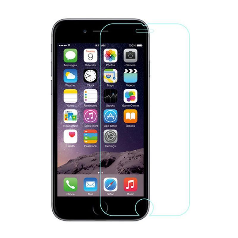 ฟิล์มกระจกกันกระเเทก 9H สำหรับ iphone6 iphone7plus iphoneX XR XSMAX Tempered