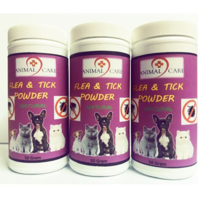 Powder Flea & Tick