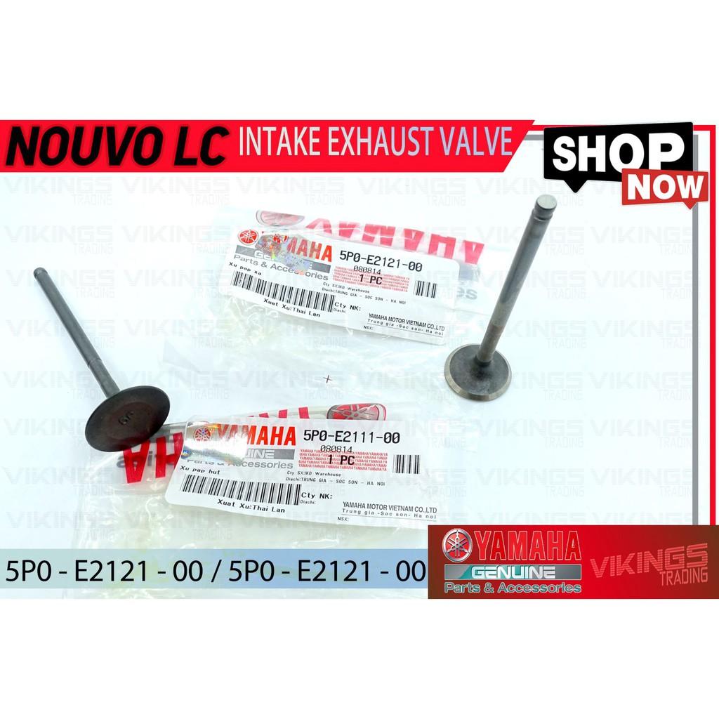 Yamaha Nouvo LC Intake/Exhaust Valve Original