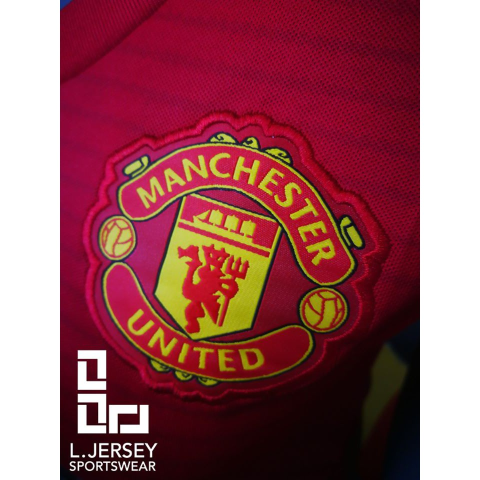 Manchester United Women Home Season 18/19 CLIMALITE Fans Jersey