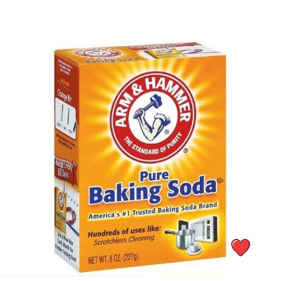 Arm & Hammer Baking Soda 227g ( Free Fragile + Bubblewrap Packing )