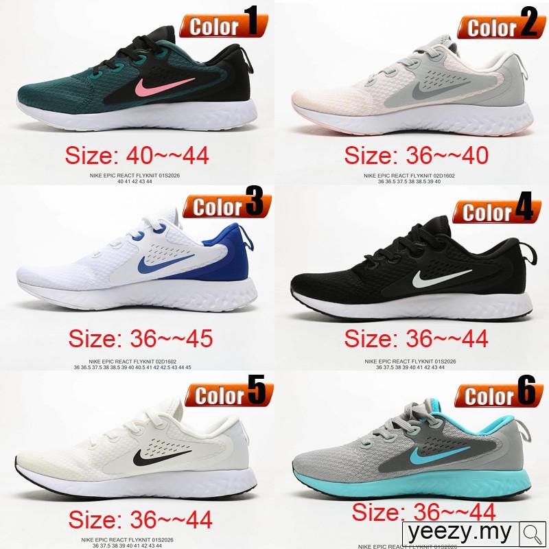 18b4e8456ec9 original Nike legend react unisex lightweight running shoes student sports  shoes