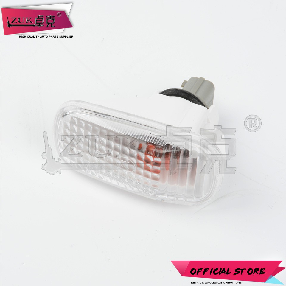 Fender side Marker Clear Signal Light For Honda Accord Odyssey Civic CR-V Fit