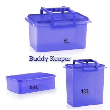Tupperware : Buddy Keeper Keeper (5L or 10L) or Modular Keeper (9.4L)L