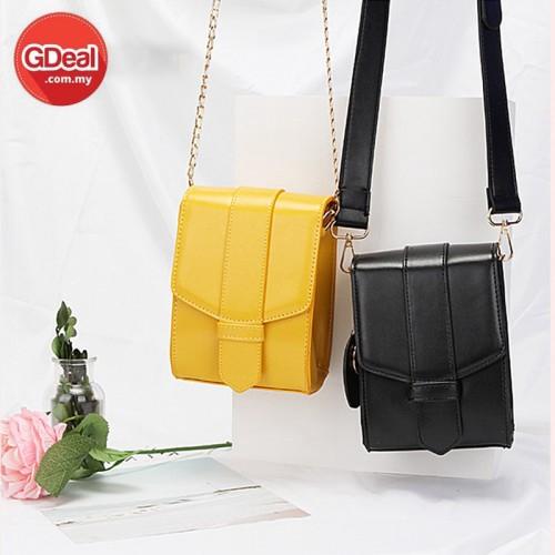 GDeal Handbag Shoulder Bag Diagonal Wide Shoulder Strap Small Bag (RYL-257)
