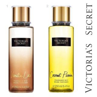 d27910536e178 Victoria's Secret Vanilla Lace Coconut Passion Body Mist Spray 250ml ...