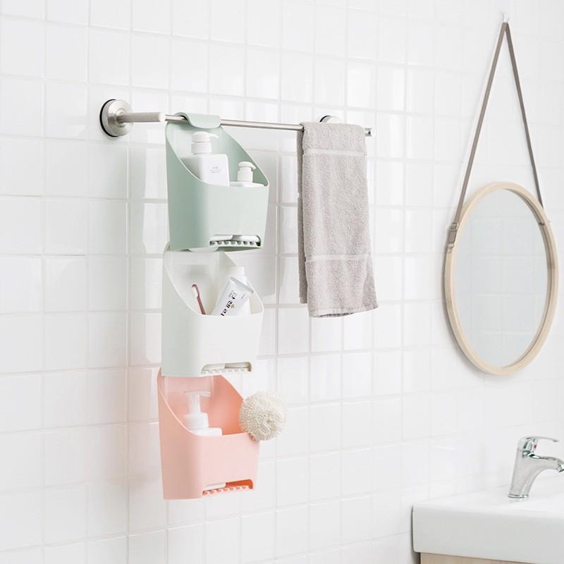Nen Homeliving Bathroom Storage Box Toilet Rack Toilet Towel Basket Shopee Malaysia