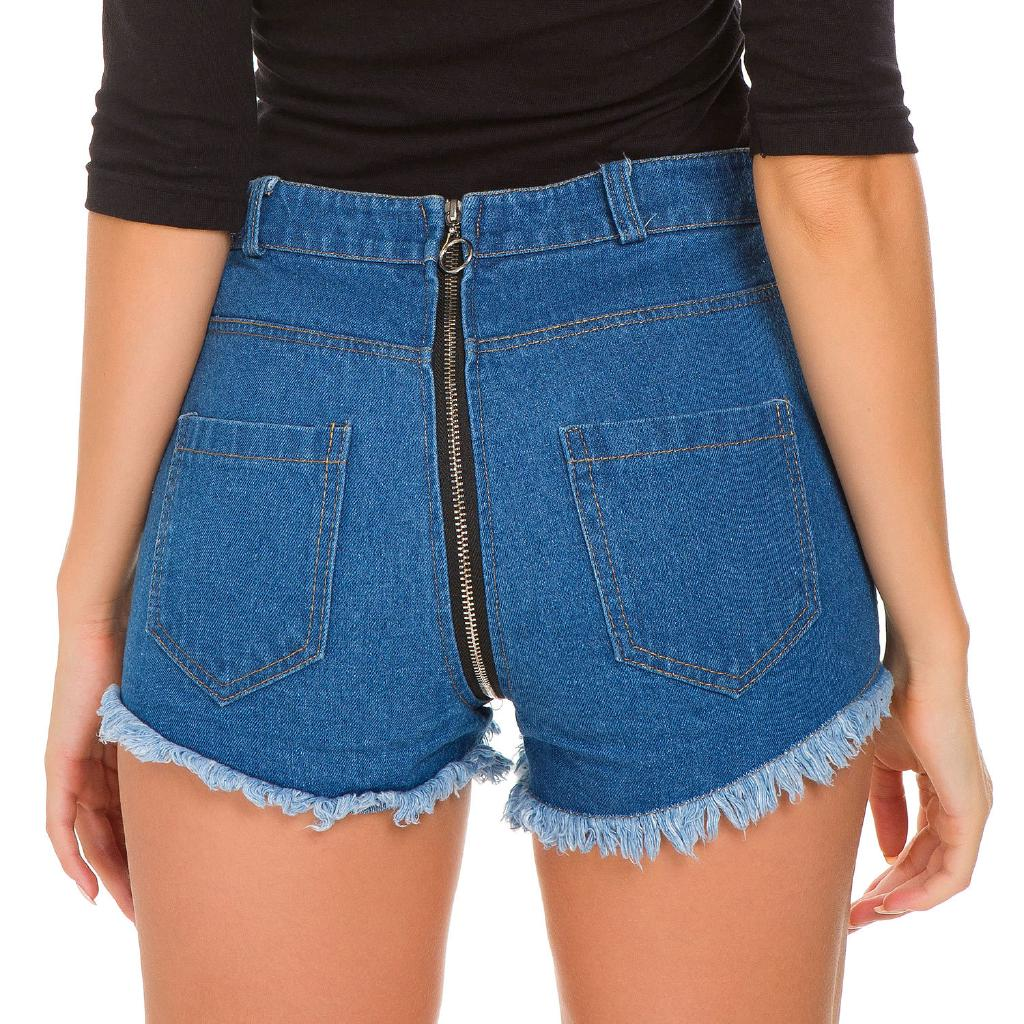 a74d6796a0 832 # sexy cowgirl shorts hot pants ultra short women's sexy holes ...