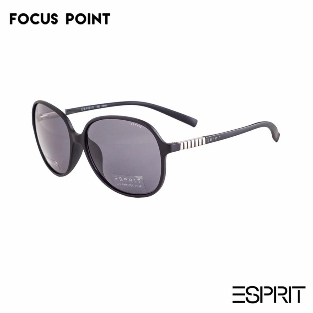 aa5bf37daab Esprit Pilot Sunglasses ET13120 - Black