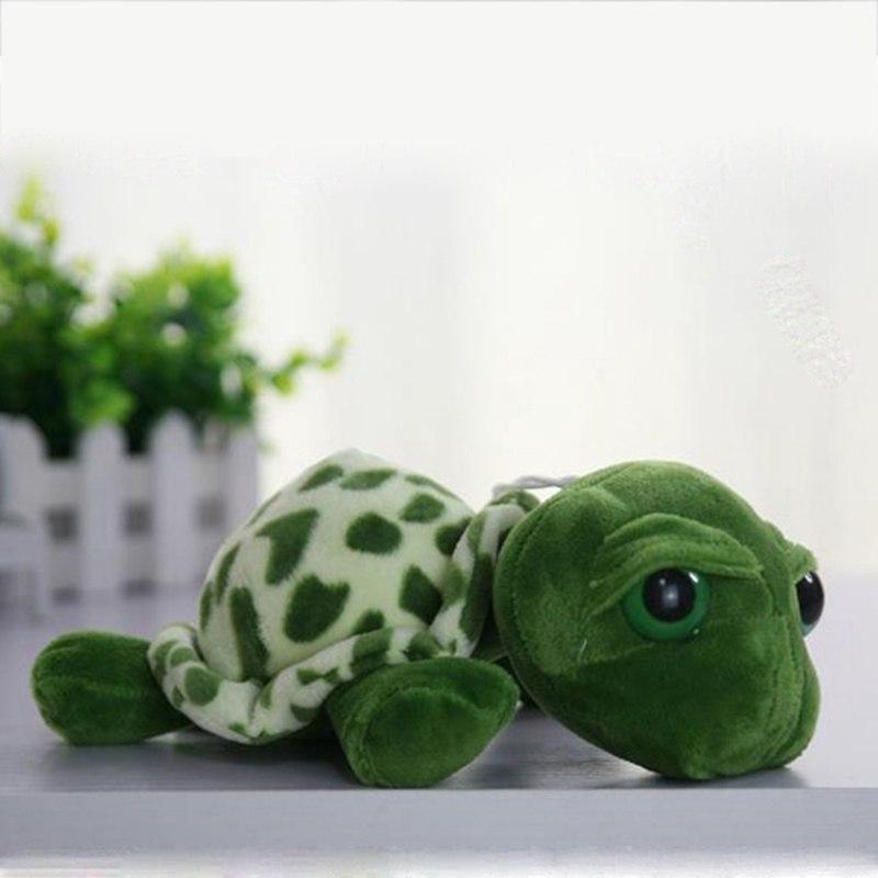 Cute Plush Tortoise Turtle Animal Baby Kids Stuffed Plush Comfort Doll Toys BS
