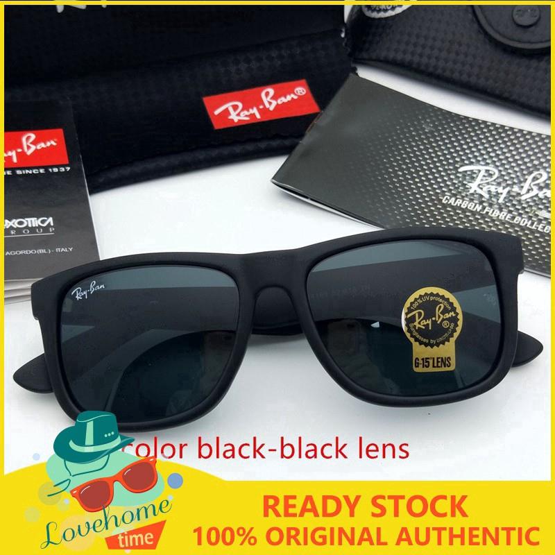 e167ca26e1228 Ray Ban Men  x0027 s RB3533 RB 3533 002 71 RayBan Black Silver Sunglasses  57mm