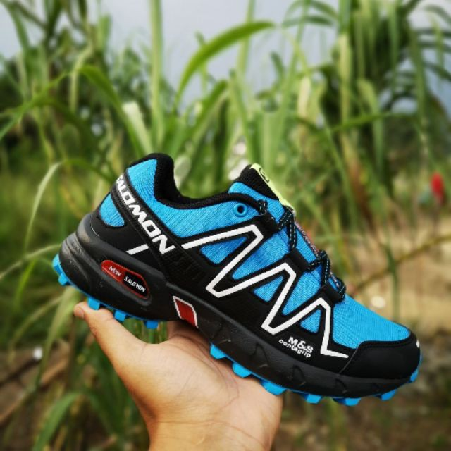 Salomon Speedcross 3 BlackBlue White