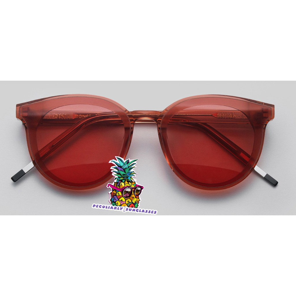 db175f8d0d Fashion GM gentle M monster SEE SAW sunglasses - red