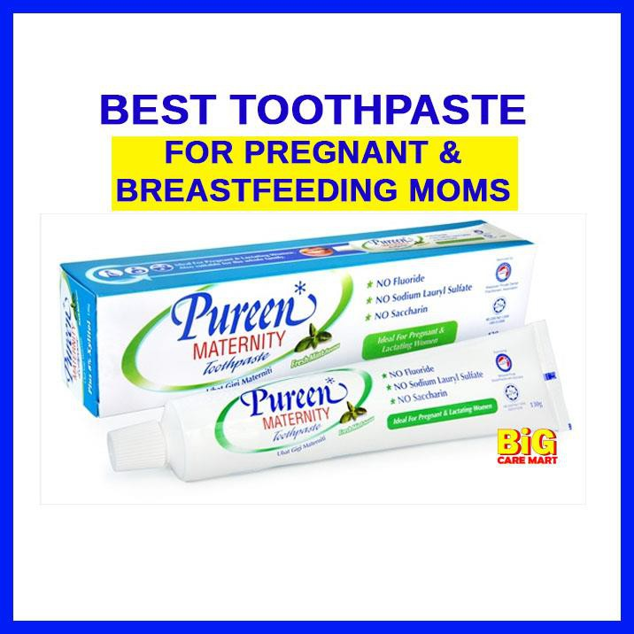 Pureen Maternity Toothpaste 130g Pregnancy Toothpaste