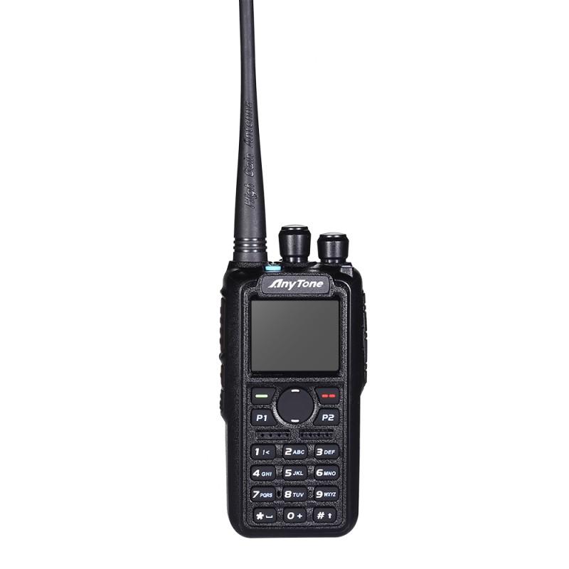 AnyTone AT-D878UV GPS Dual Band DMR/Analog Radio 3100 mAh battery