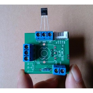 NEW 1PC Remote Digital Potentiometer 10K/50K Remote Variable