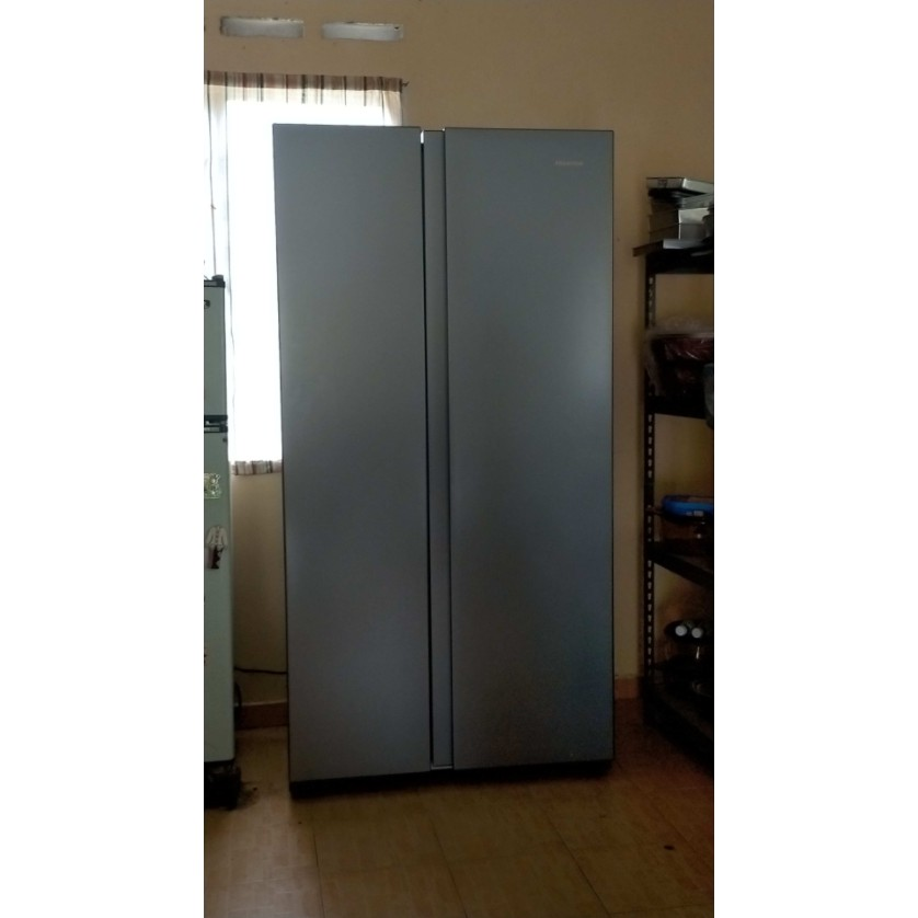 [RM80 Shipping Fee]Hisense/Haier Side By Side Series/ 4 Door Glass Series 452L / 550L / 560L / 620L Refrigerator