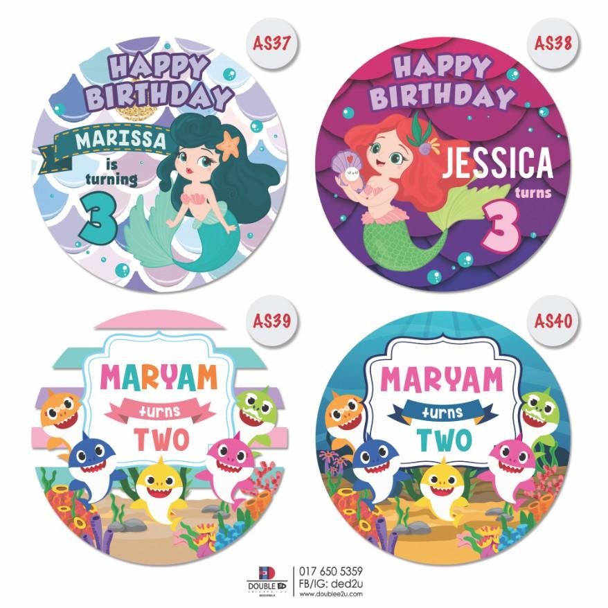 birthday sticker 100pcs 4cm 5cm sticker hari jadi shopee malaysia birthday sticker 100pcs 4cm 5cm sticker hari jadi