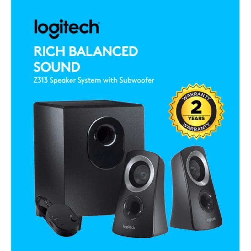 Logitech Z313 Speaker System 980-000413