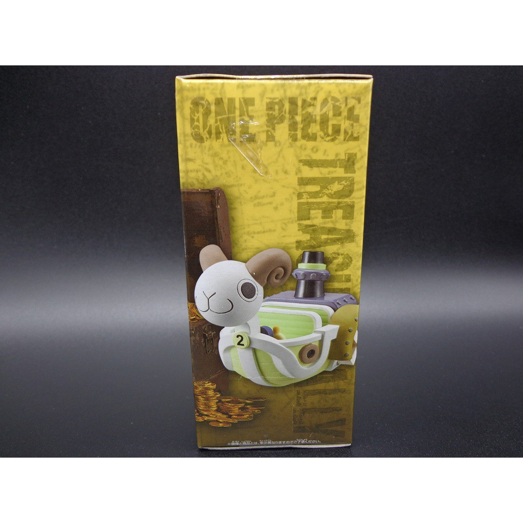 ONE PIECE World Collectable Figure Treasure Rally Ⅳ WCF 4 Set Banpresto