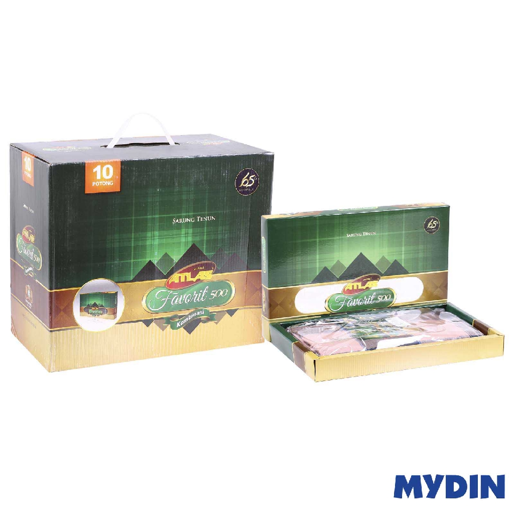 Atlas Assorted Pelikat Favorit Duplex Box (10pcs)