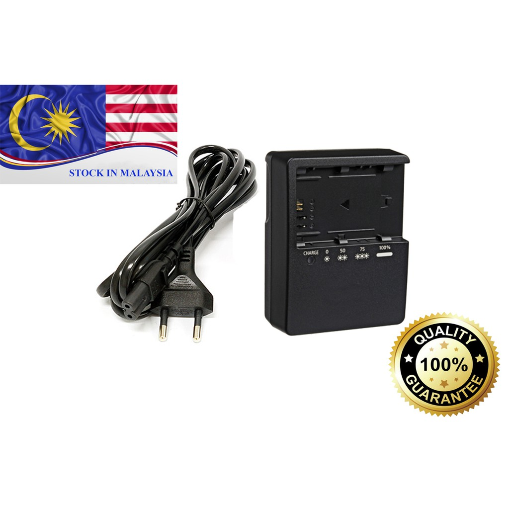 Pro-Image LC-E6E Battery Charger for Canon (Ready Stock In Malaysia)