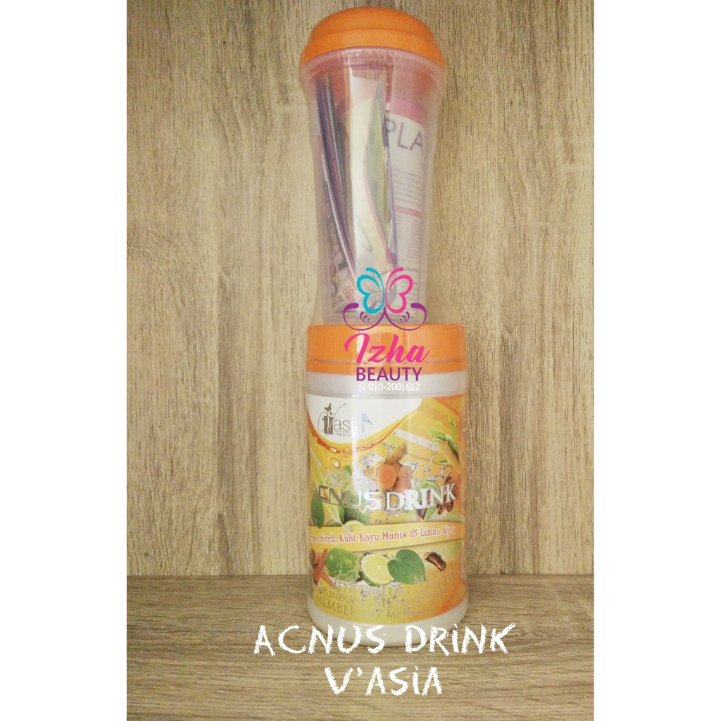 [V'ASIA] Acnus Drink - 400g