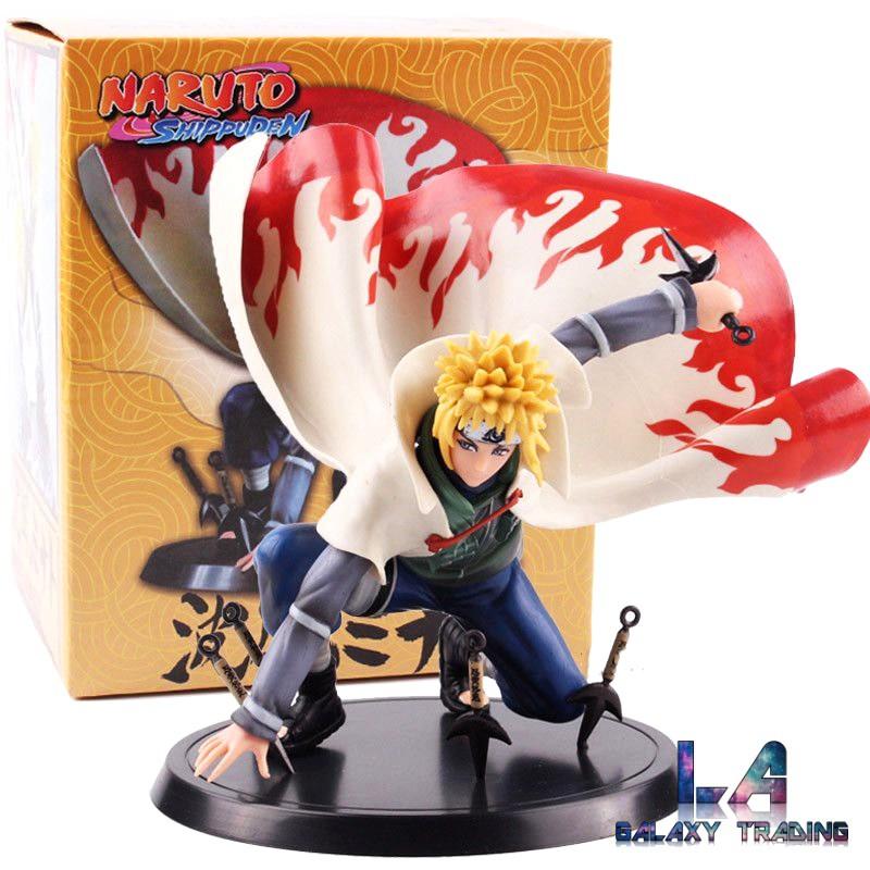"""lot of 8 Naruto Shippuden Hatake Kakashi BORUTO Namikaze Minato Figure 2/"""""""